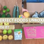 $68 IMPERFECT FOODS UNBOXING + Trader Joe's Price Comparisons + Mini Review!