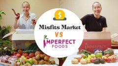 Misfits Market vs Imperfect Foods How To Order Online and Unboxing  Which One Is For You? | Vlogmas