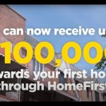 Expanding the Home First down payment assistance program
