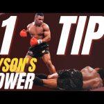 How Mike Tyson Hit So Hard (Technique Breakdown + Training Tip)